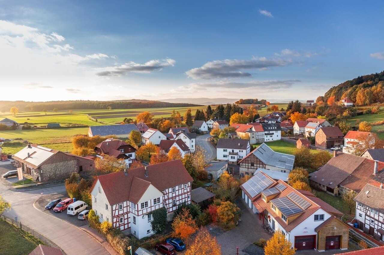Život na vidieku - výhody a nevýhody