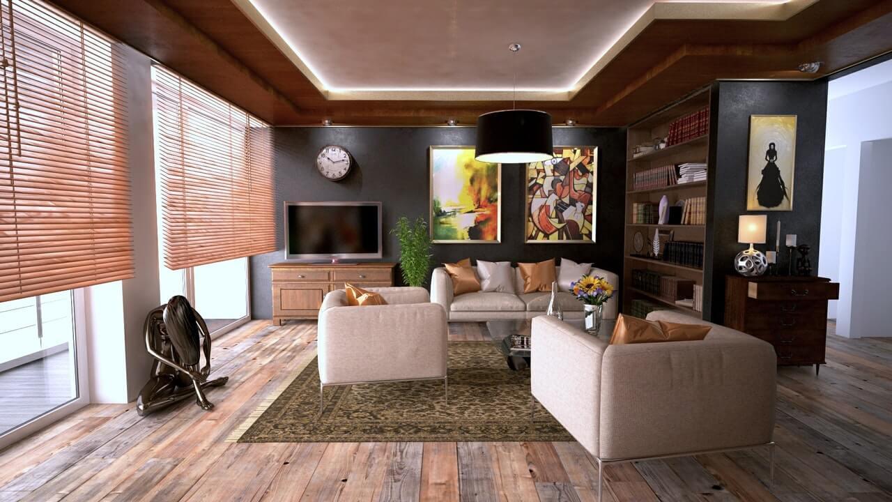 Ako rozmiestniť obývačku
