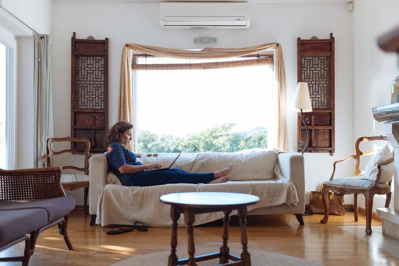 Dizajn obývacej izby