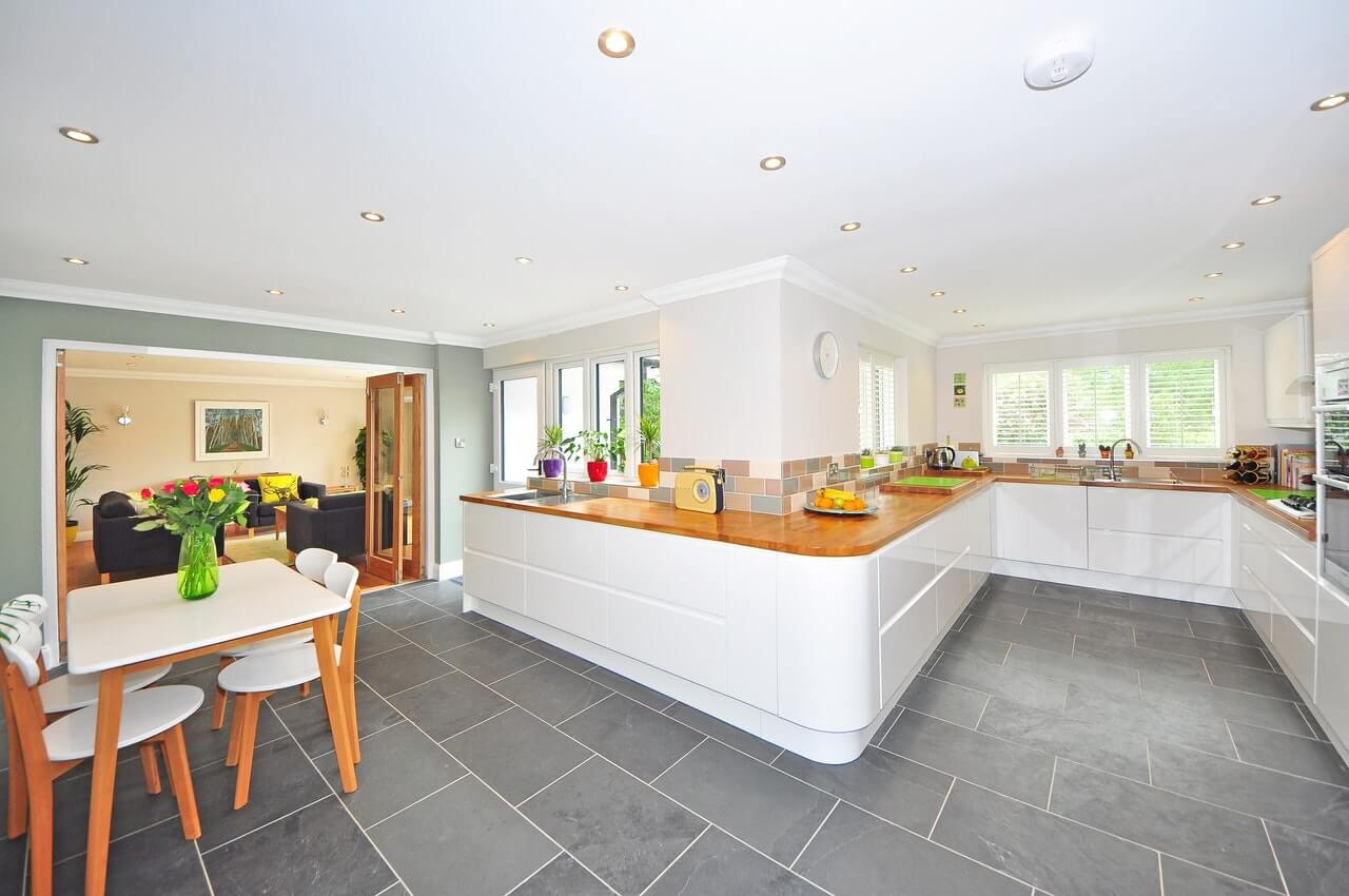 Podlaha do kuchyne