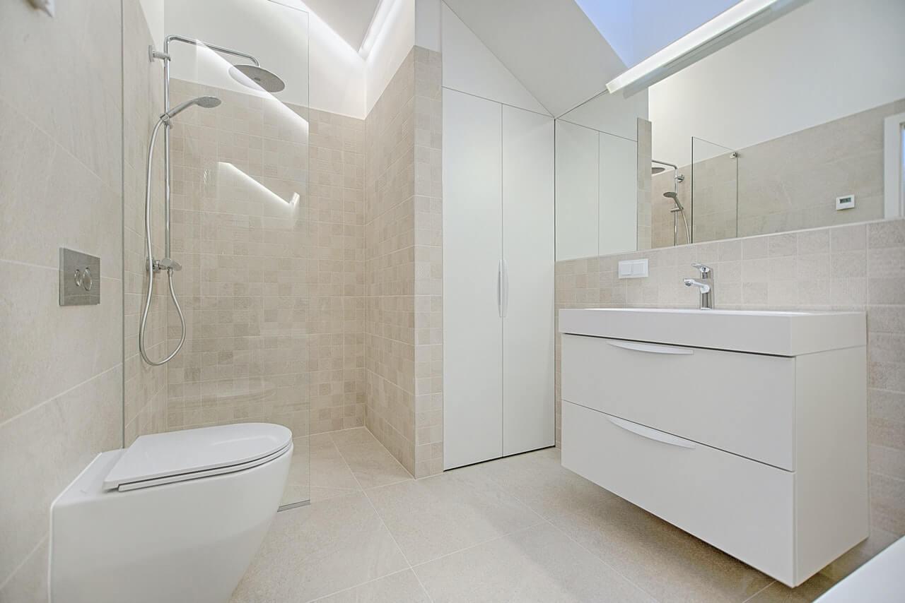Podlaha do kúpelne