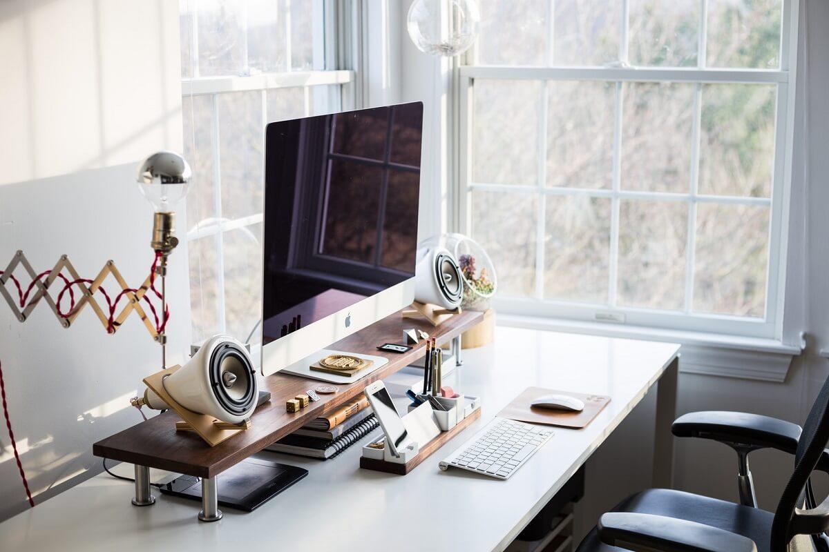 Ako si ozdobiť kanceláriu dekoráciami