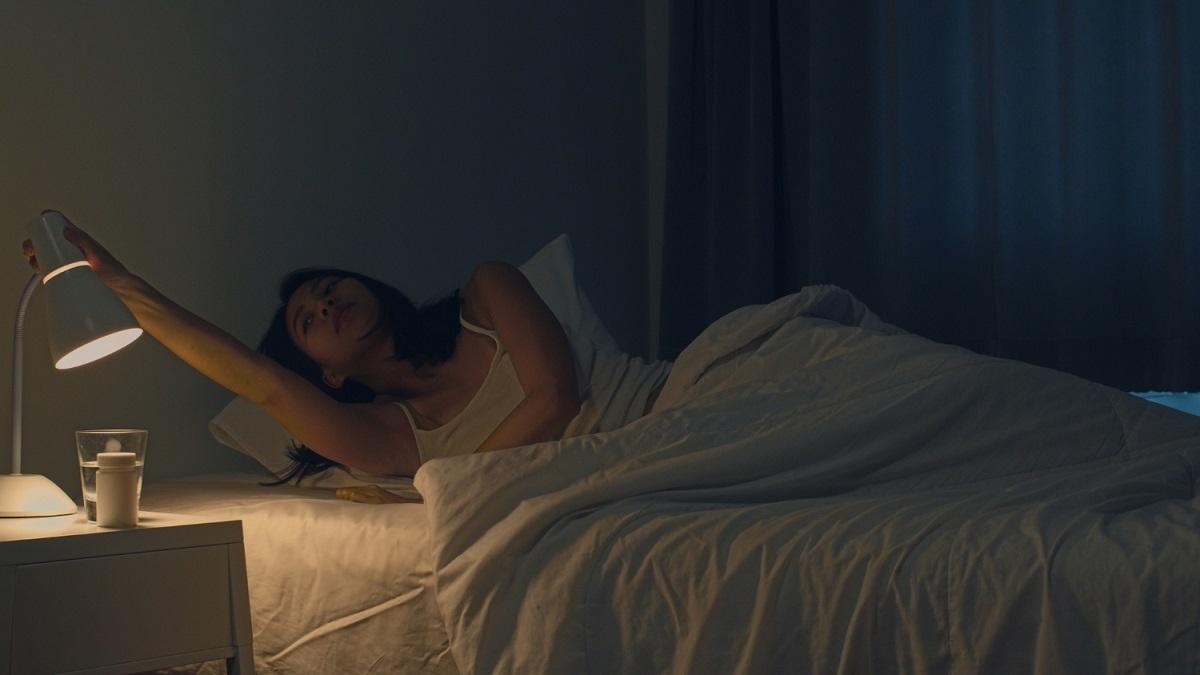 Minimum svetla v spálni