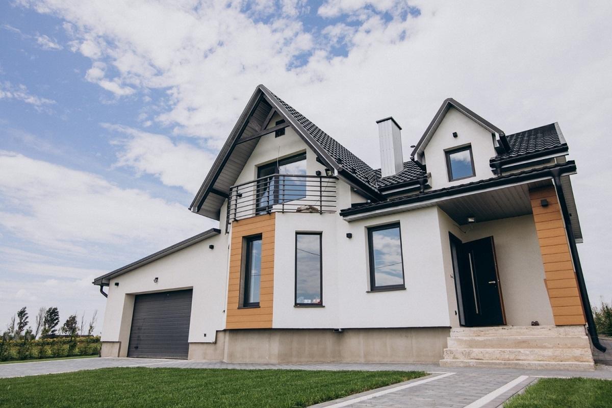 Aké je bývanie v dome