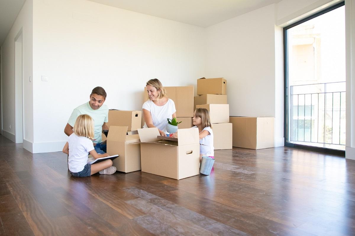 Výhody bývania v byte